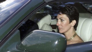 Ghislaine Maxwell moved to NY for Epstein-related sex abuse charges