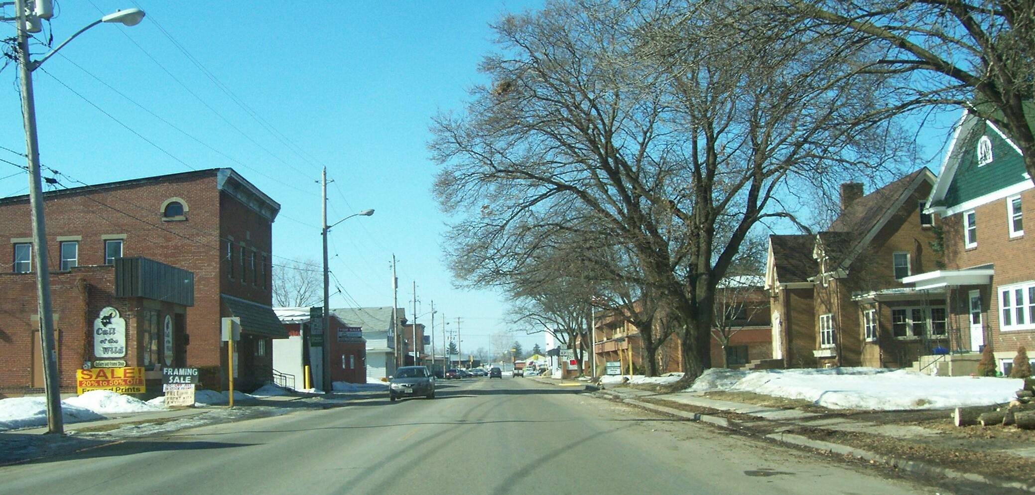 Cross Plains is the 12th-safest city in Wisconsin.