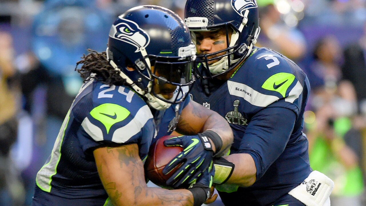 Desperate for running backs, Seattle turns to former Seahawks Marshawn Lynch and Robert Turbin