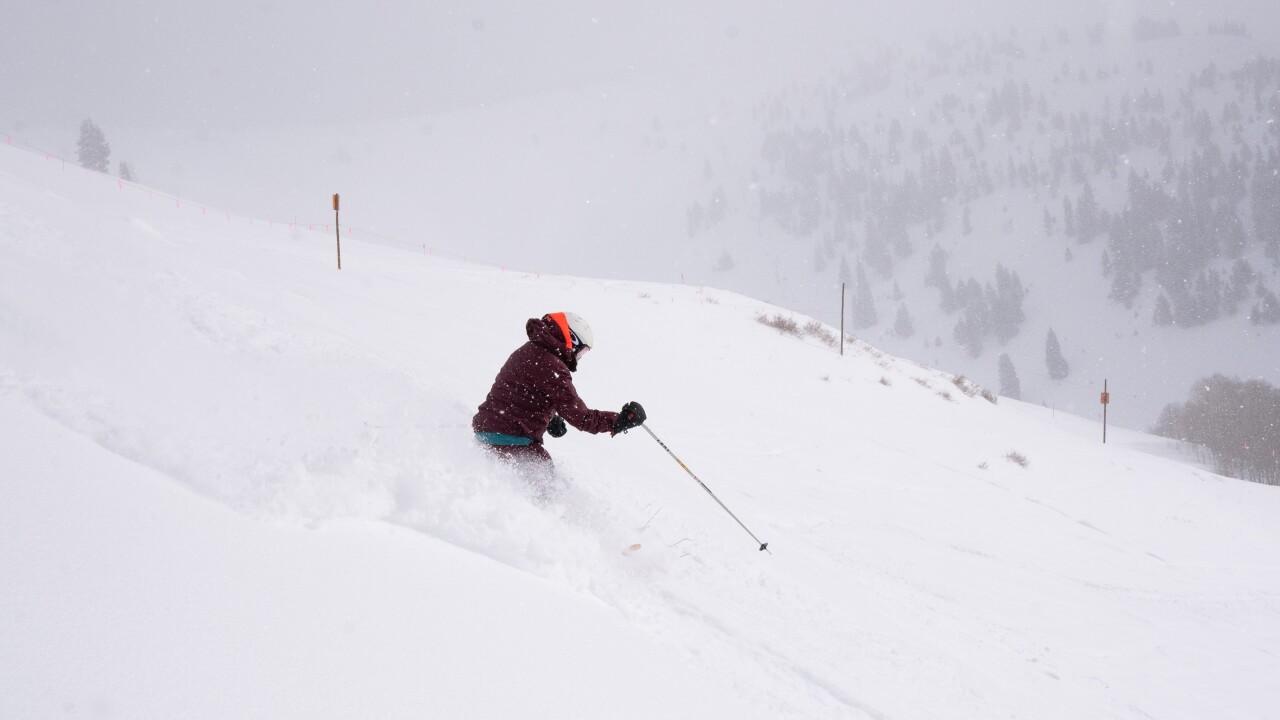 Vail Ski Resort Morgan Tiroff