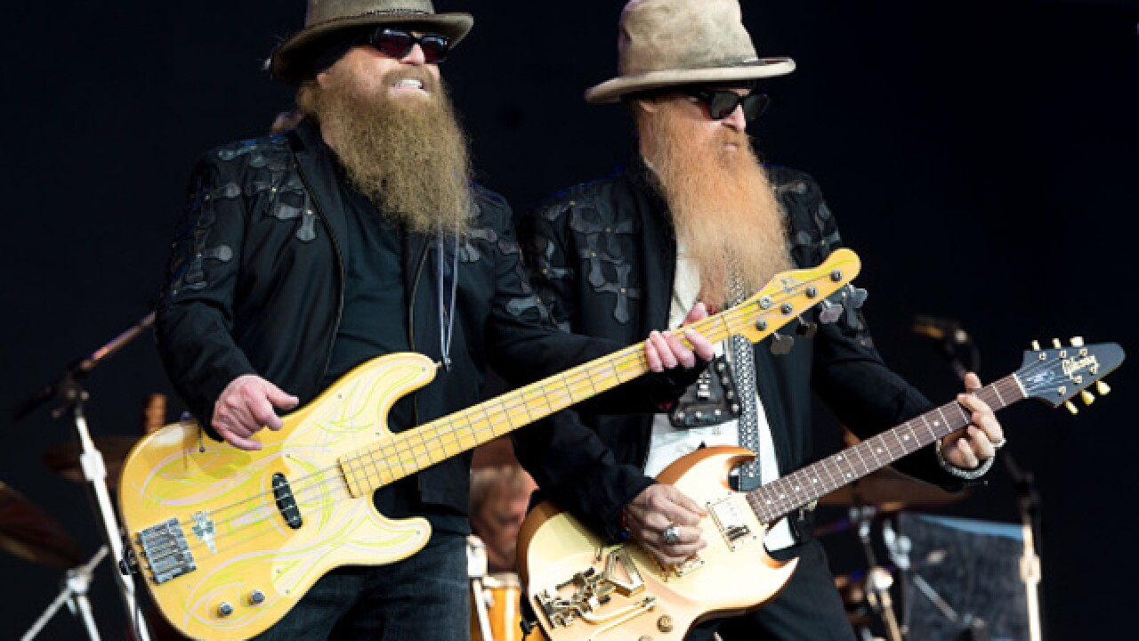 ZZ Top returning to Venetian in 2019