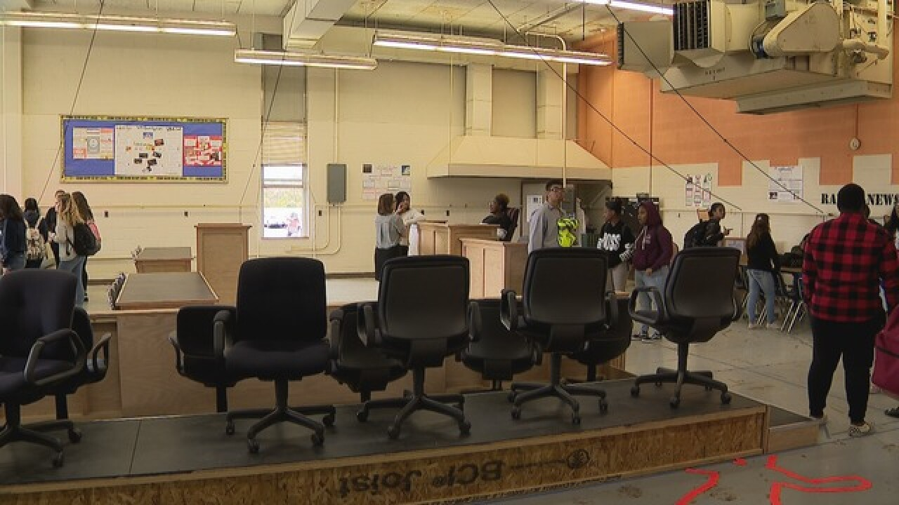 McGavock High opens new crime lab for students