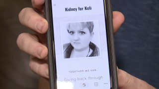 Kidney for Keli