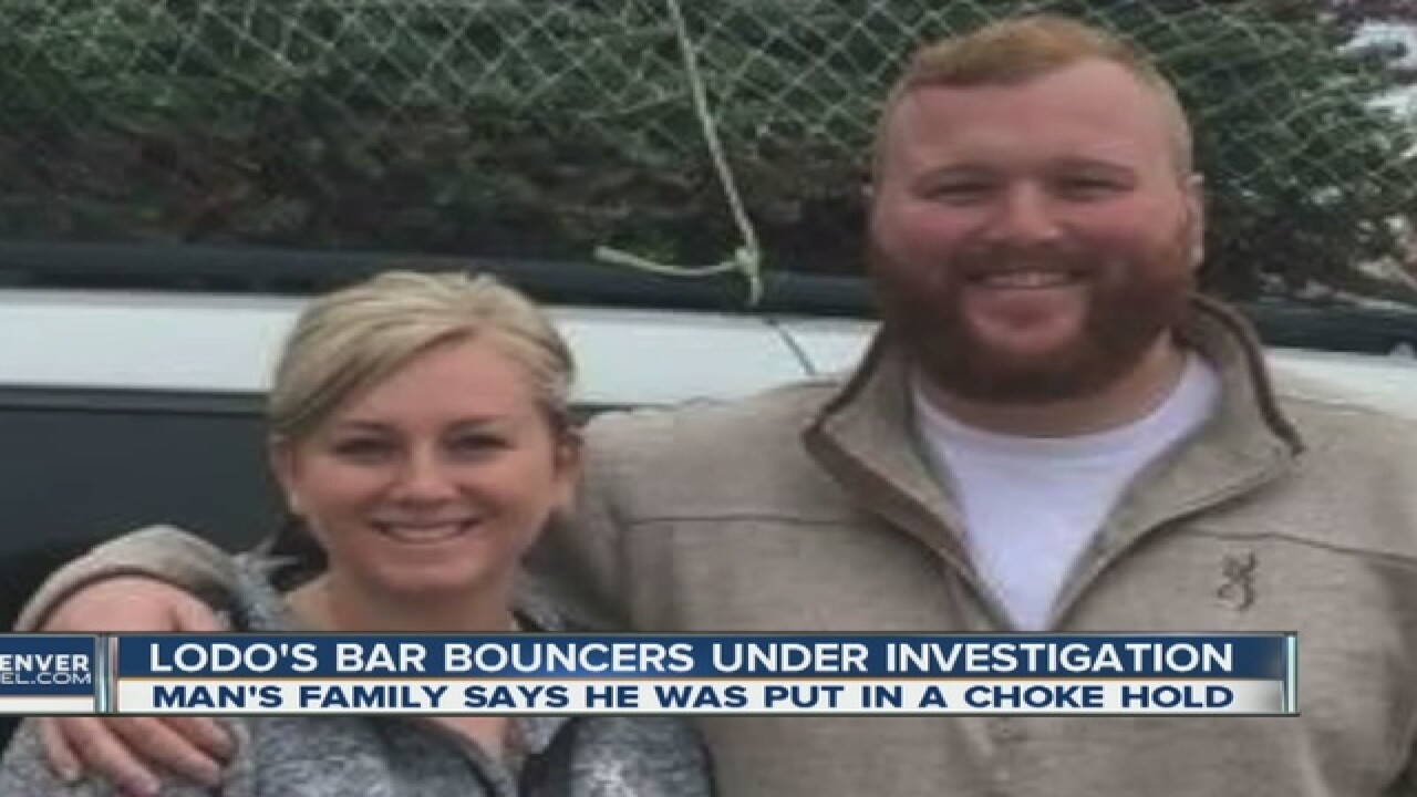Attorney: Bar bouncers could face criminal charges in death of chokehold victim
