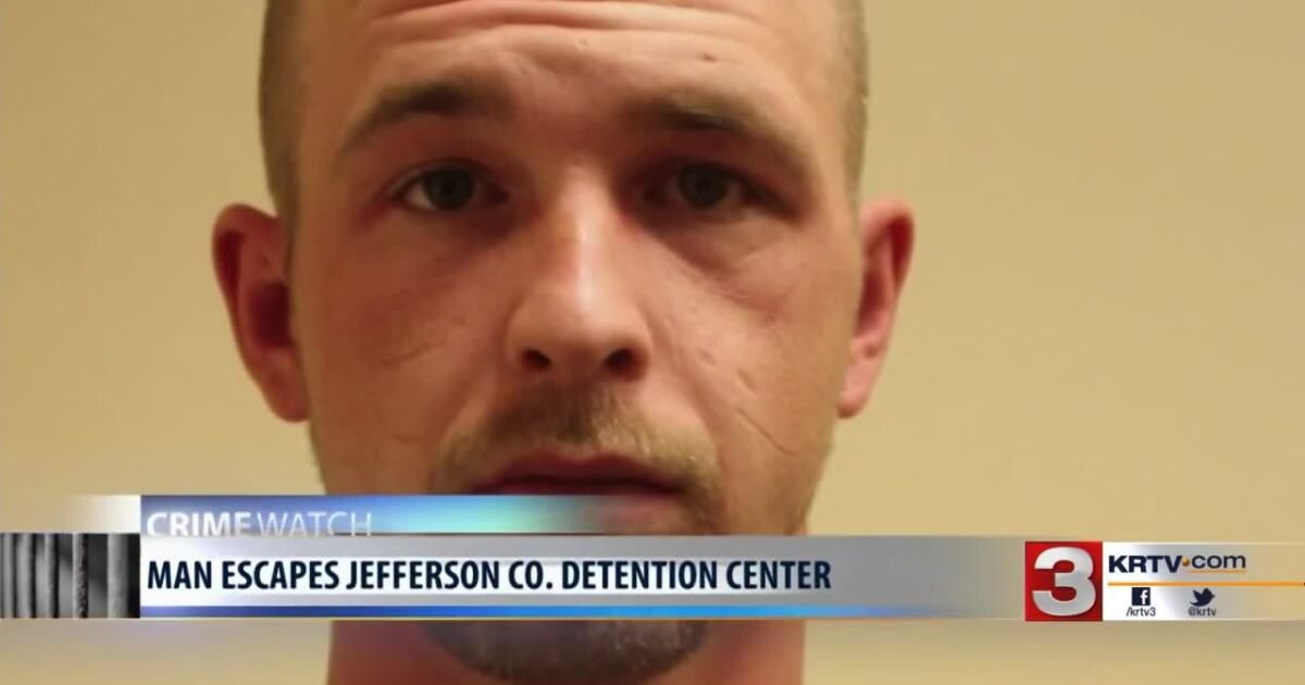 Jefferson County inmate still at large after escape