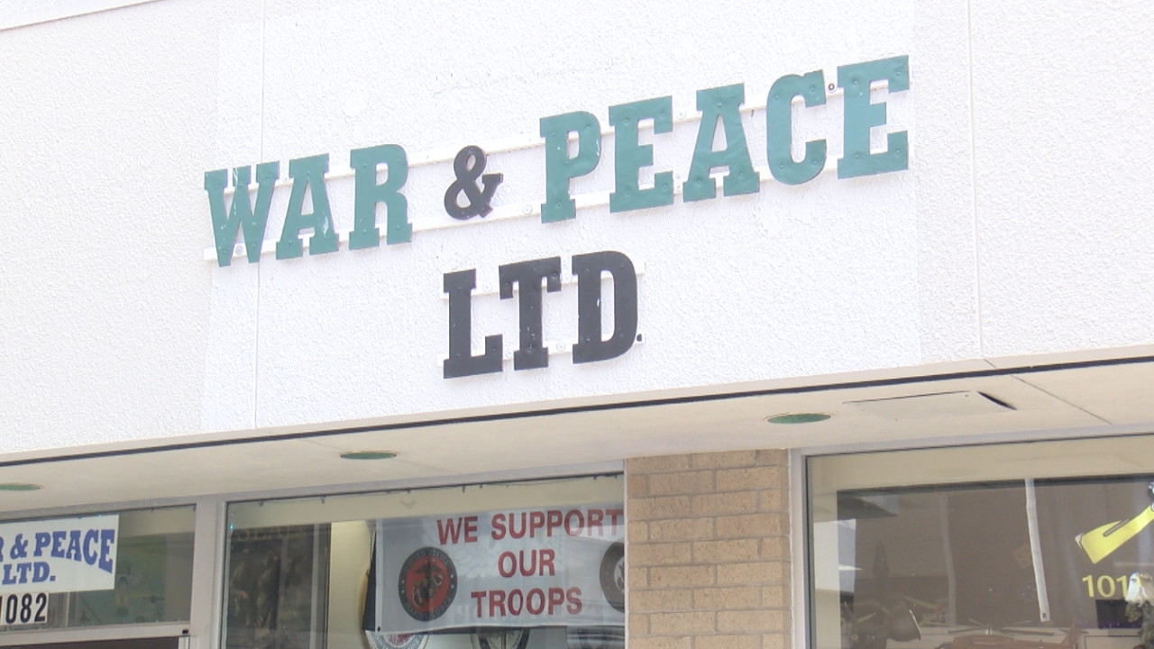 War & Peace Limited are open for business