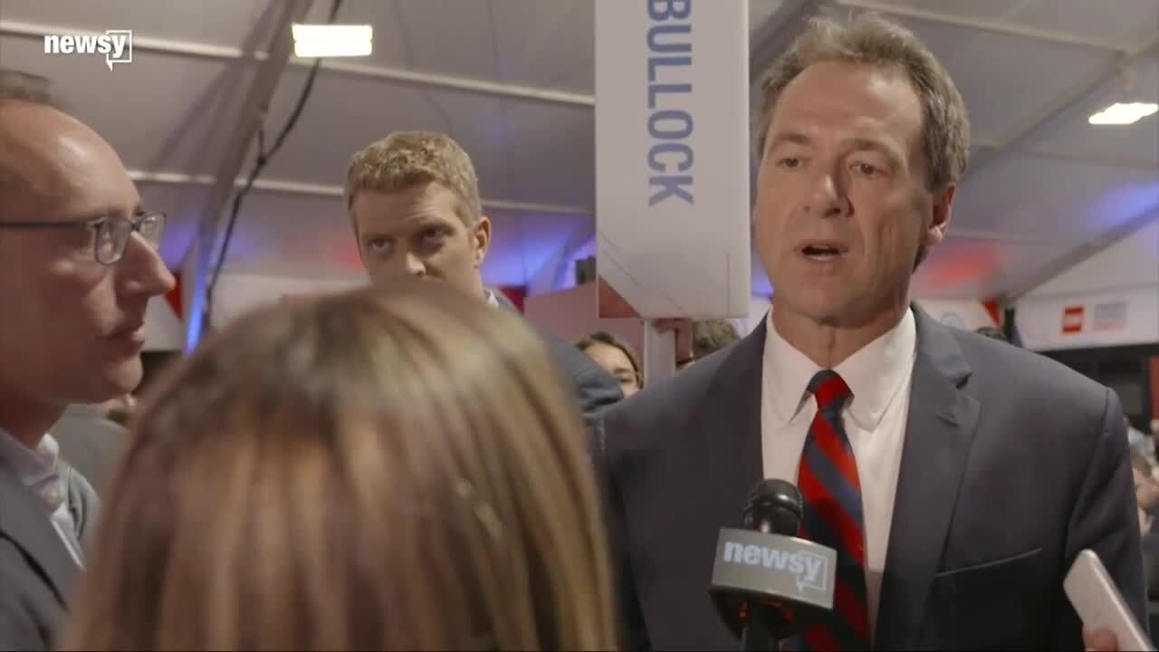 Bullock returns to campaign trail following Detroit debate