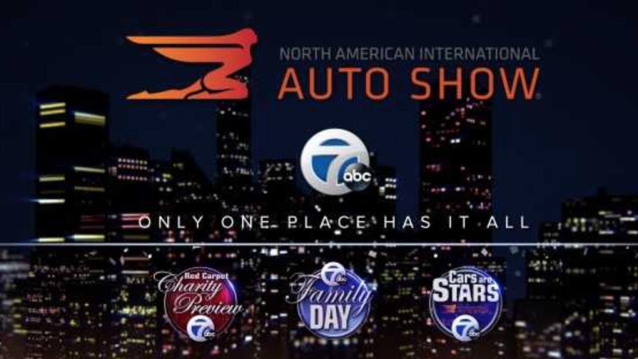 Channel 7 Detroit auto show graphic 2019