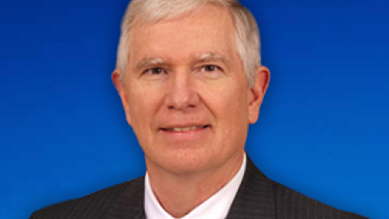 Alabama Republican Rep. Mo Brooks asks if rocks are causing sea levels to rise