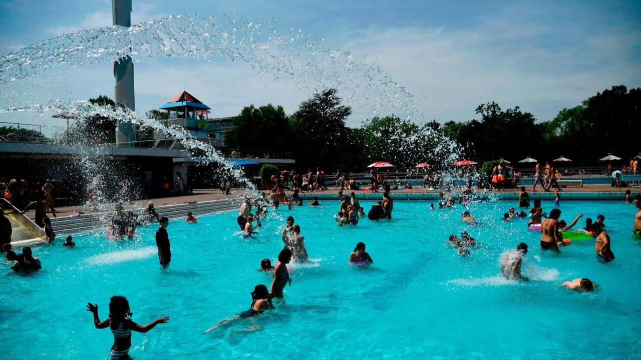 CDC issues warning on 'crypto' fecal parasite that can live for days in swimming pools