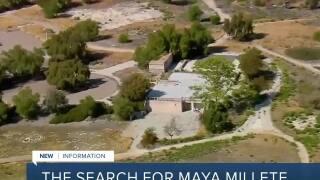 Investigators search new location in Millete case