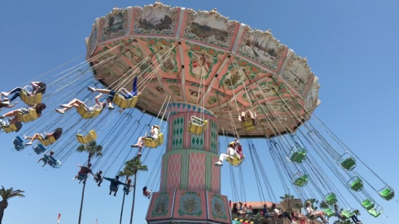 Thrill ride from Michael Jackson's Neverland Ranch is at the