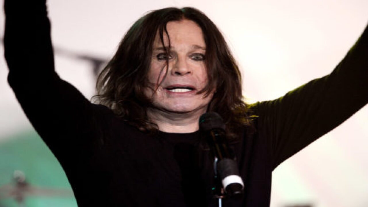 Ozzy Osbourne Opens Up About His Parkinson's Diagnosis