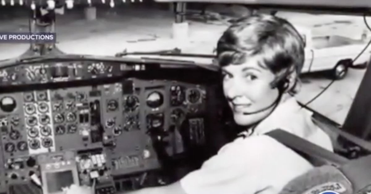 'Captain Emily,' first female pilot for US commercial airline, dies at 80 in Colorado
