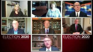 VIDEO: Montana Republican gubernatorial candidates debate the issues