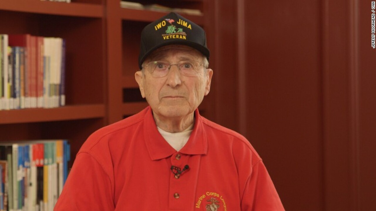 This Iwo Jima veteran's moving poetry will help you understand Memorial Day