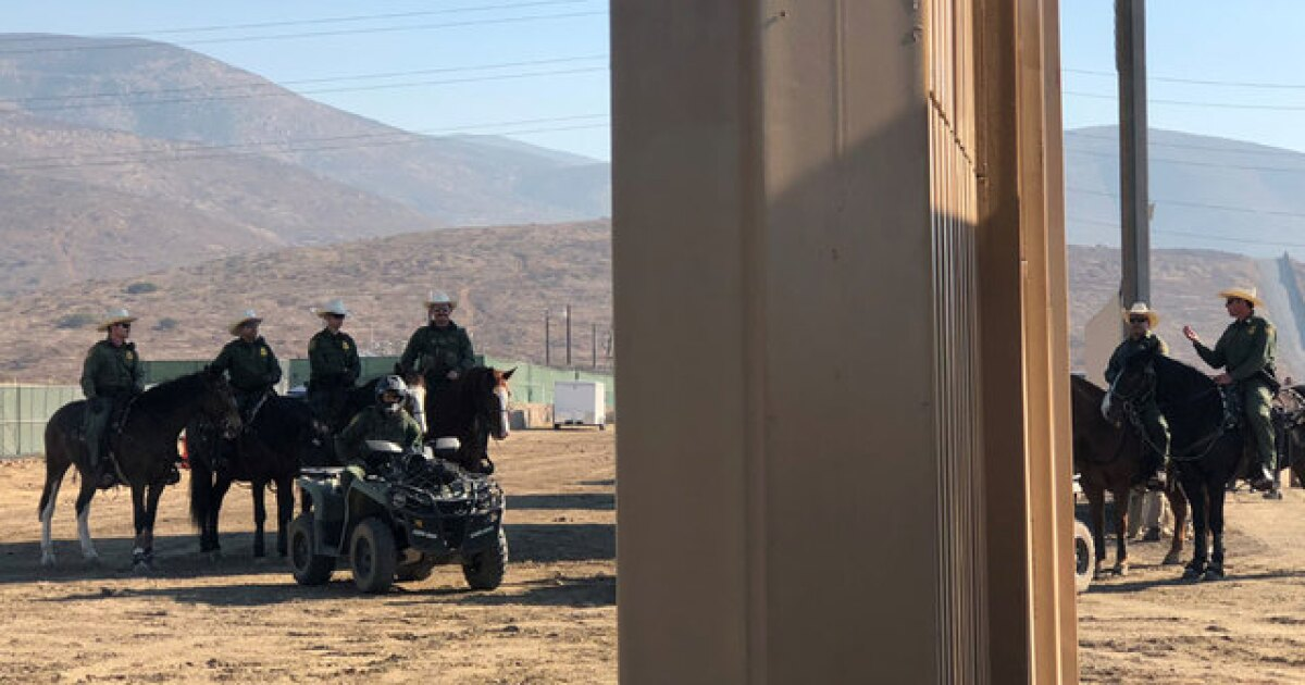 CBP seeks public input on border wall plans