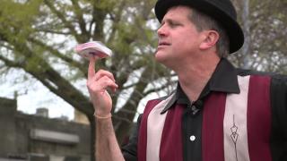 Jonathan the juggler
