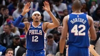 Tobias Harris returns to Detroit to lead 76ers past Pistons