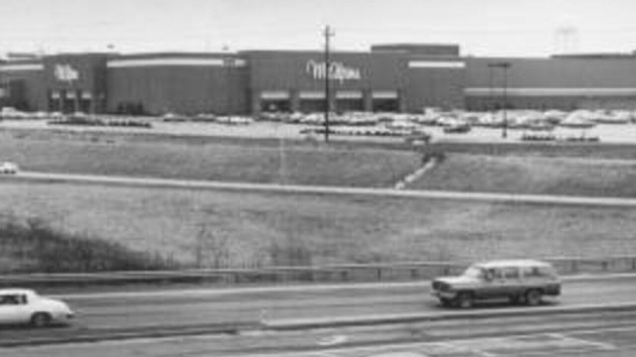 Remember This: Original Crestview Hills Mall had plenty of ambition, but not enough stores, shoppers