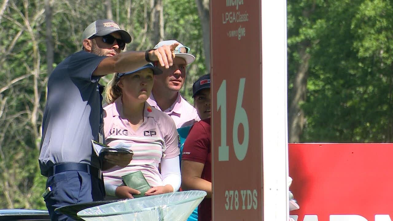 Brooke Henderson Meijer LPGA