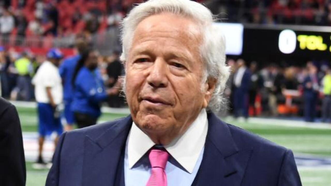 How Patriots owner Robert Kraft became a billionaire