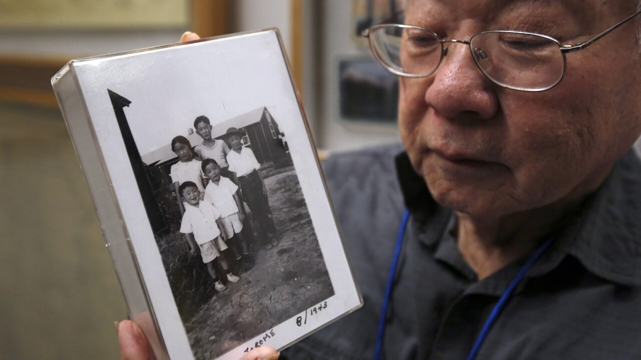 California to apologize for internment of 120,000 Japanese Americans