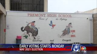 Premont Independent School District early voting begins today