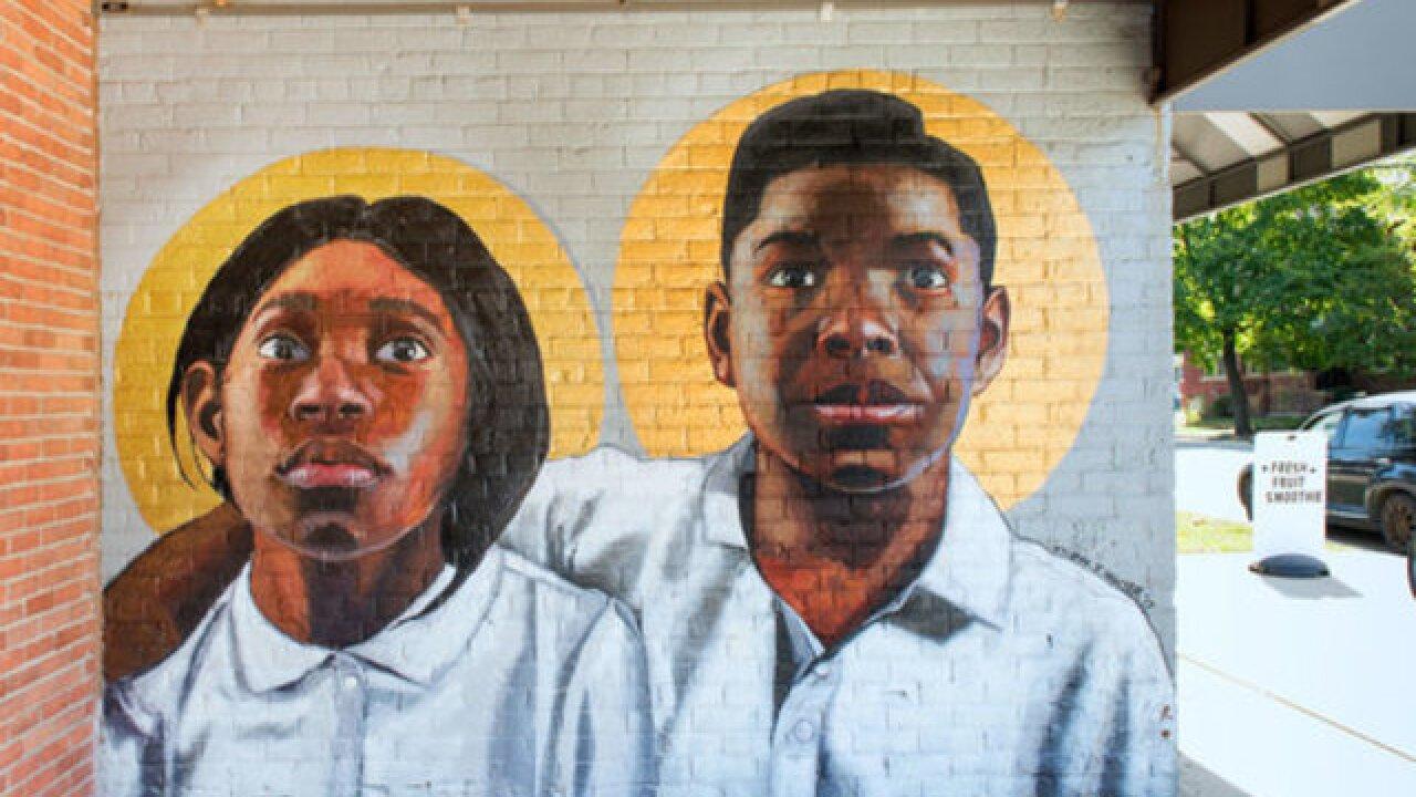 10-day mural festival kicks off in Detroit