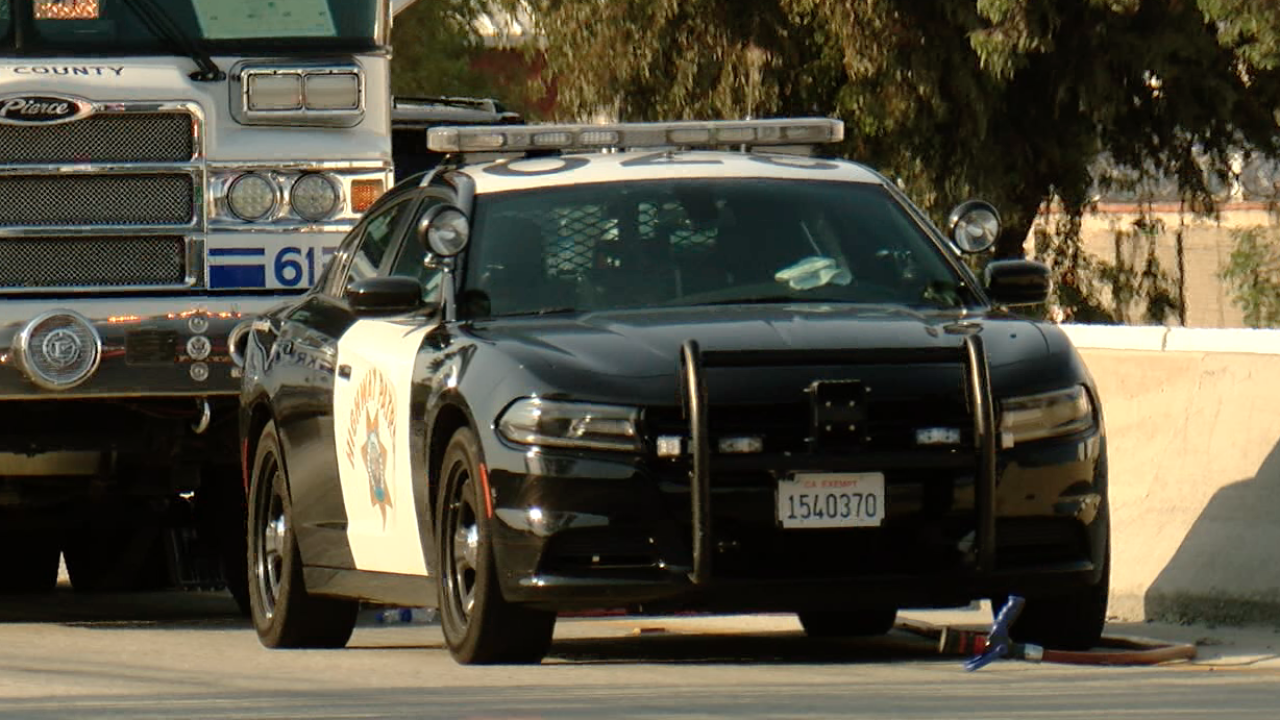 California Highway Patrol, CHP, File