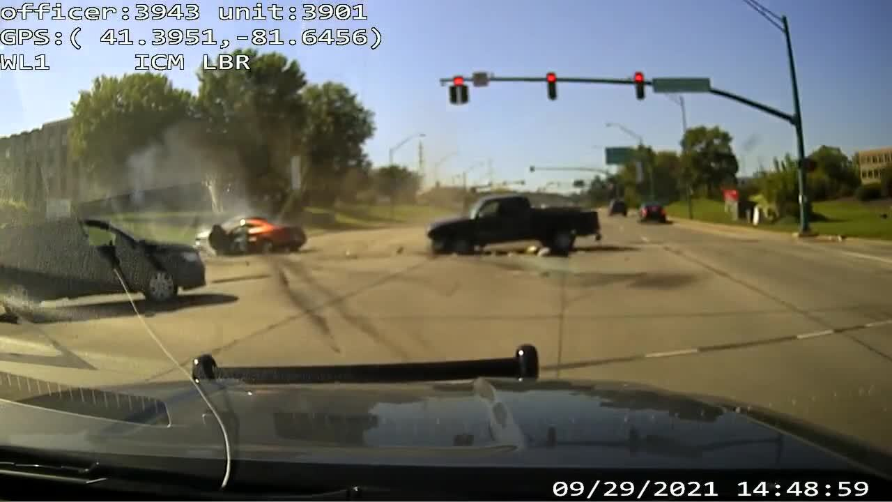 Independence police chase 3
