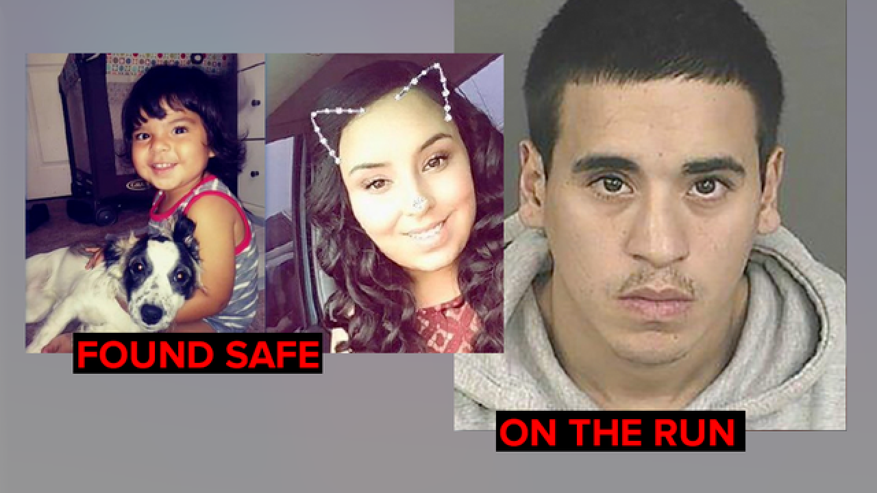 Samantha and Zahid Adams, subjects of Colorado AMBER Alert, found