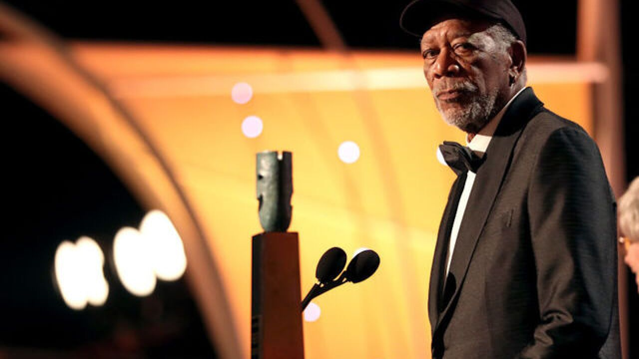 Women accuse Morgan Freeman of harassment, inappropriate behavior