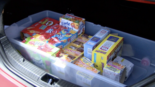 Food for families impacted by school closures