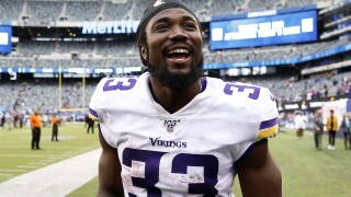 Vikings star running back Dalvin Cook unlikely to play against Packers Monday night, report says