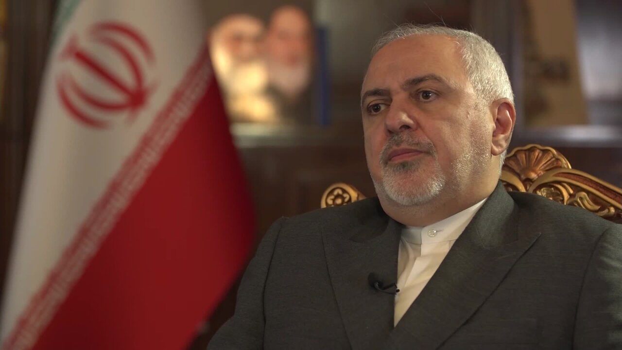 Zarif threatens 'all-out war' in case of military strike on Iran