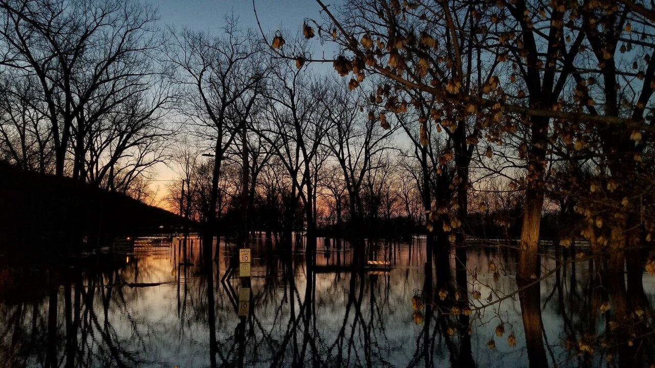english landing park flooding