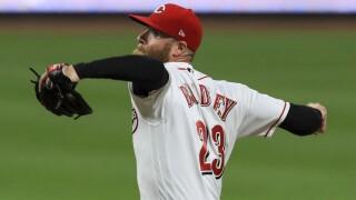 Phillies Bradley Baseball