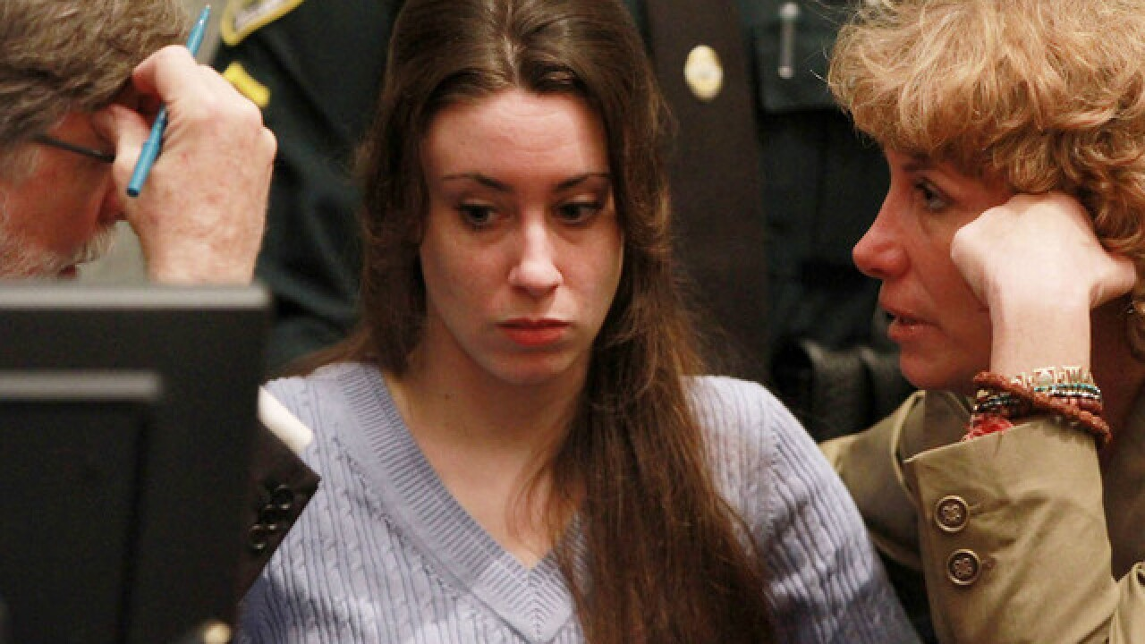 Judge in Casey Anthony trial says she may have killed her daughter accidentally
