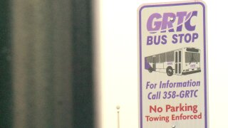 Some GRTC routes changing Sunday