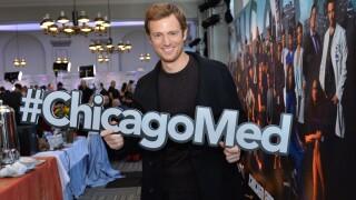 Nick Gehlfuss Chicago Med