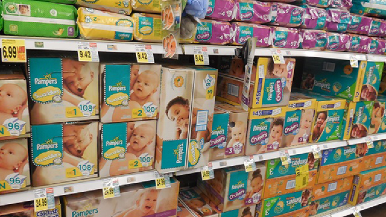 Florida lawmaker wants to cut taxes on diapers