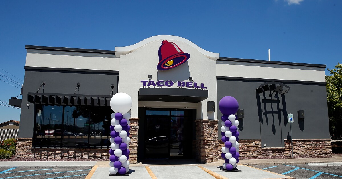 Taco Bell hosting 'hiring parties' throughout Northeast Ohio