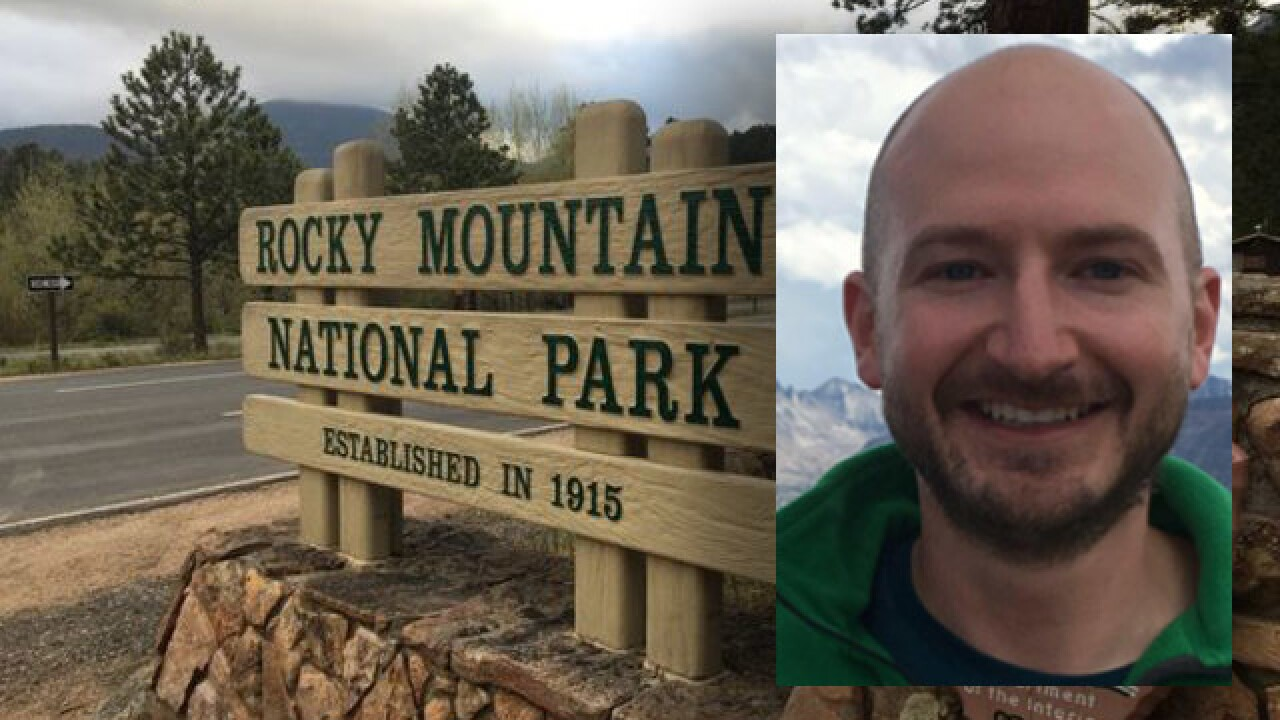 Hiker missing in Colorado's Rocky Mountain National Park