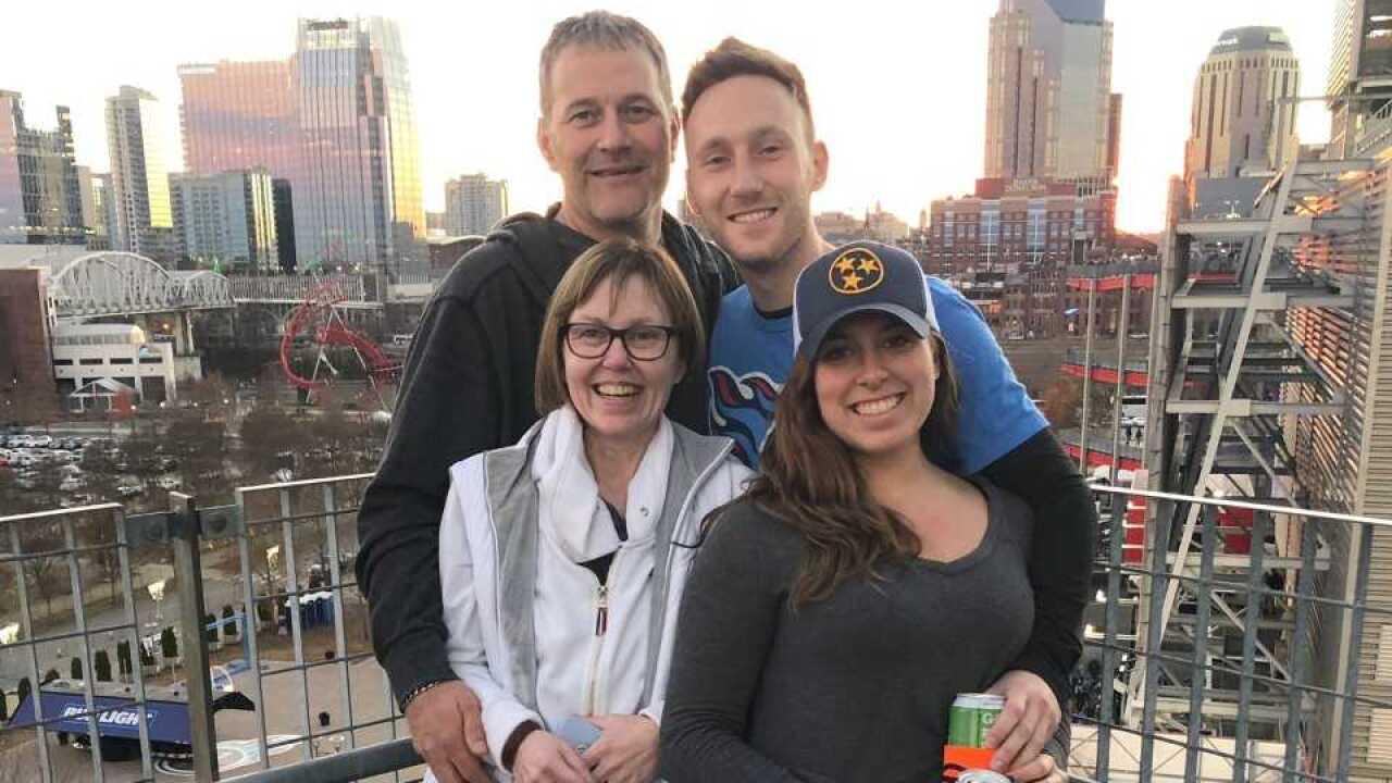 Brady and Family