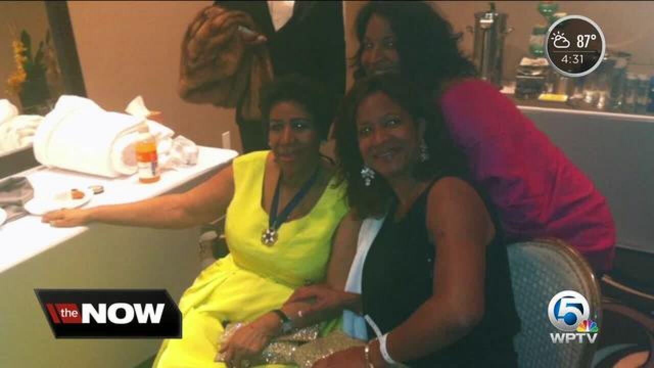 Late singer Natalie Cole's sisters talk about Aretha Franklin who is ill