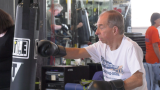 Gallatin Valley boxers battling Parkinson's one punch at a time