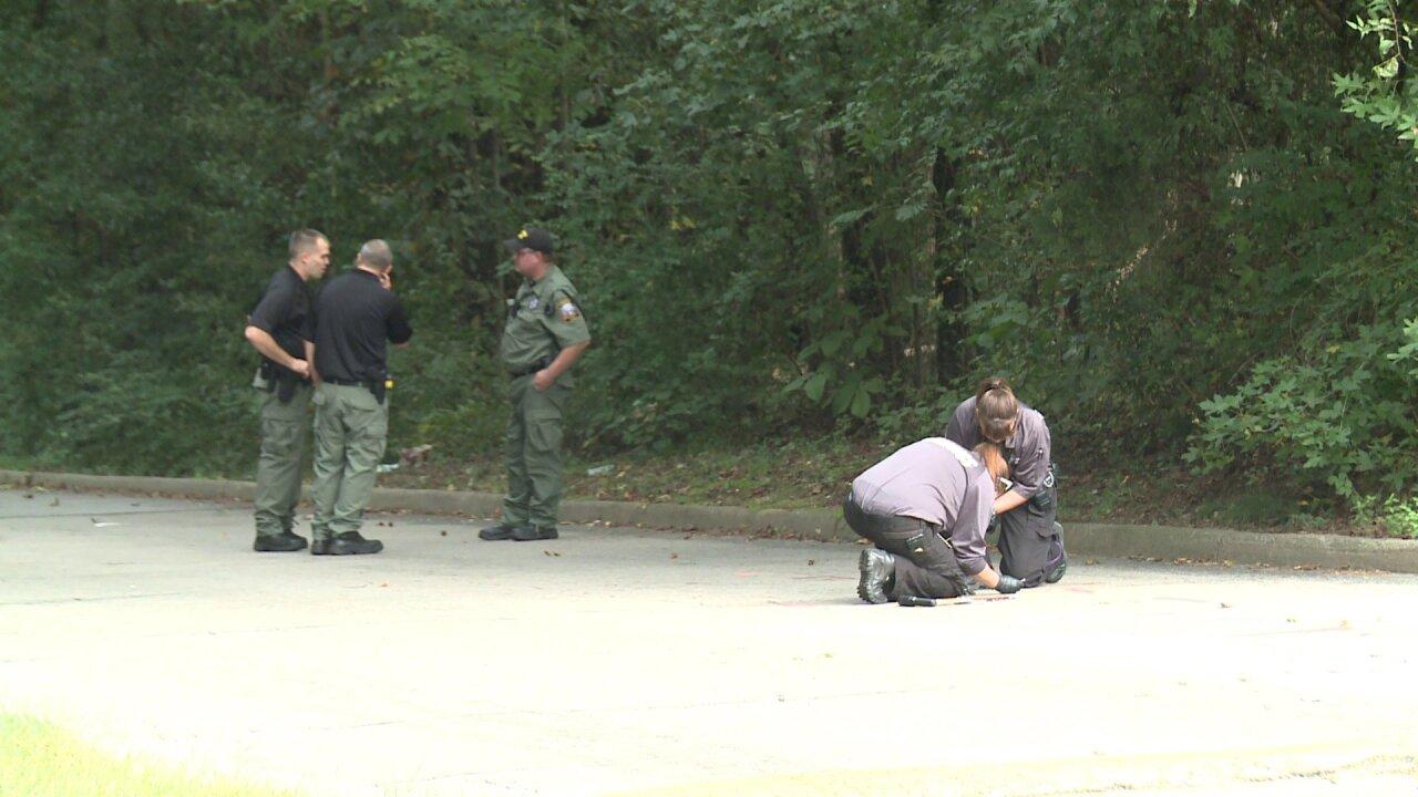 Woman walking killed inChesterfield