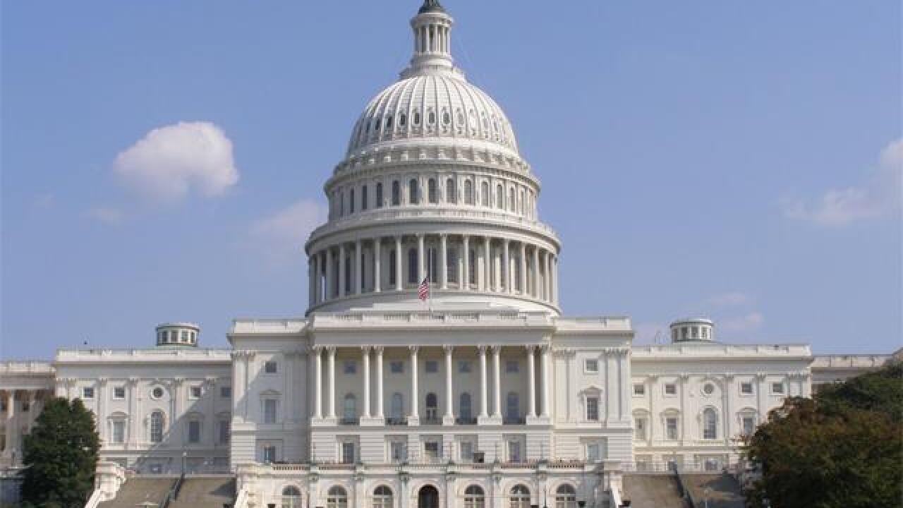 Police officer shot at U.S. Capitol