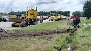 Fatality accident shuts down Port of Catoosa highway